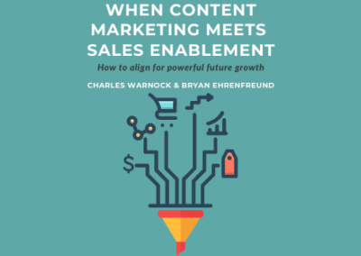When Content Marketing Meets Sales Enablement