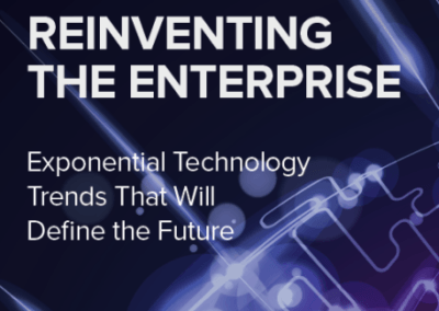 Thought Leadership eBook: Reinventing the Enterprise