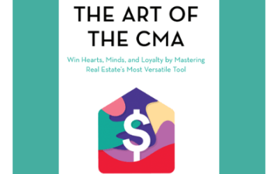 Real estate marketing, tech and strategies: The Art of the CMA book